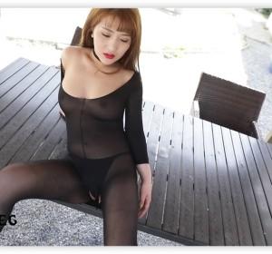 MISSLEG蜜丝 钻石版 2018.05.27 VF002 林兮 黑色魅惑视频[1V/1G]