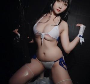 Coser三刀刀miido - NO.002 95夏鸣蝉高清图集 [27P/28M]
