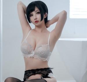 Coser rioko凉凉子 - 男友衬衣高清写真集[25P/227MB]
