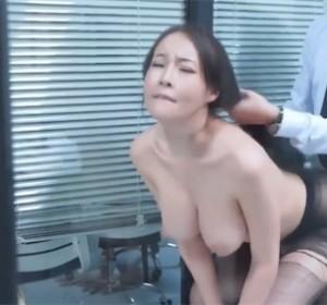 台湾SWAG 極品女神Prince辦公室黑絲高跟制服啪啪视频[1V/484M]