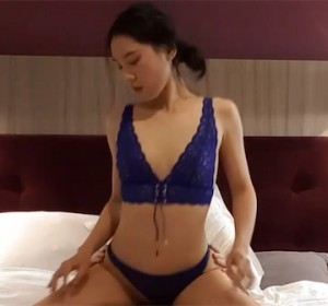June Liu – Long Hair Asian Beauty with Blue lingerie Mulitple Sex Session in a Hotel Room Cum on Belly/ cim [JL_087]高清视频[1V/1.1G]