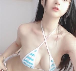大尺度Coser桜井宁宁 - 蓝白条高清视图[46P+1V/92M]