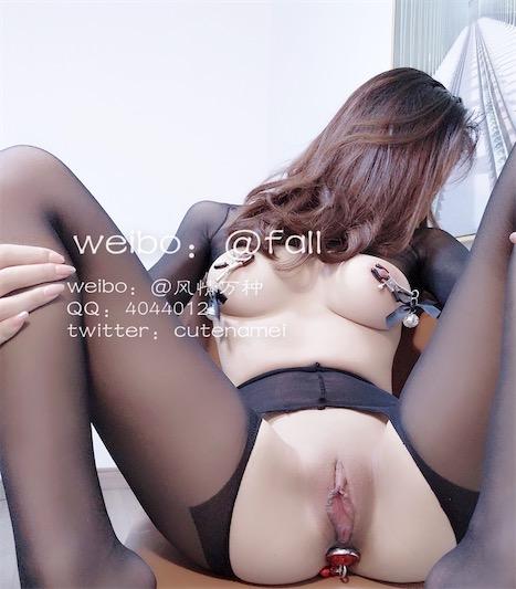 福利姬完具(娜美) - 4.17连体黑丝高清视图 [26P+1V/383MB]